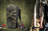 Xp Backpack 280 Zaino col Deus in testa