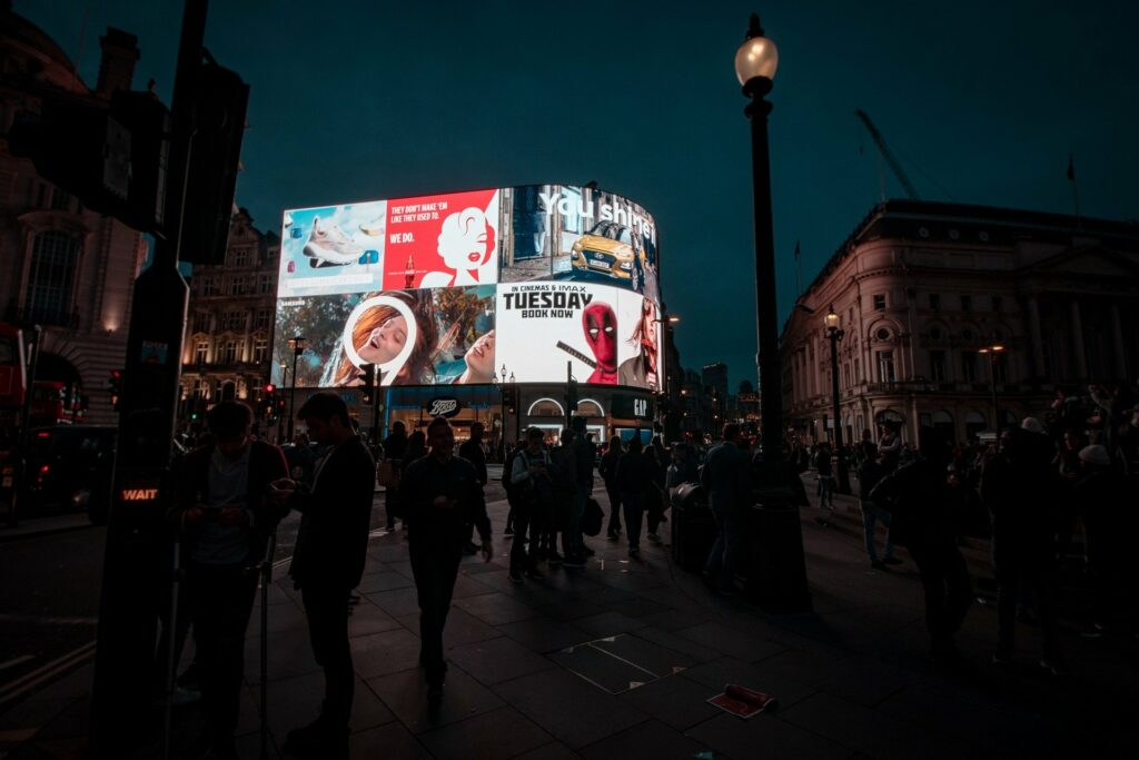 Londra, Piccadilly Circus