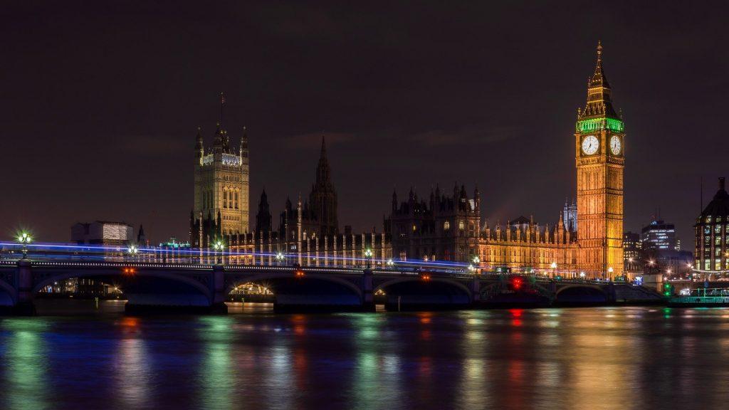 Londra, the city london