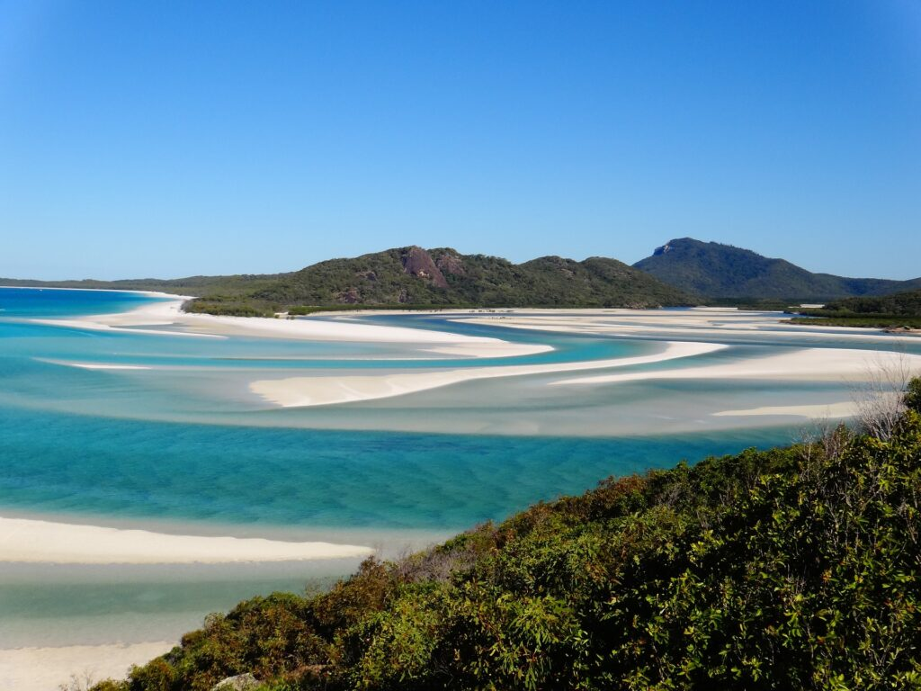 Parco nazionale delle White heaven beach, Whitsundays