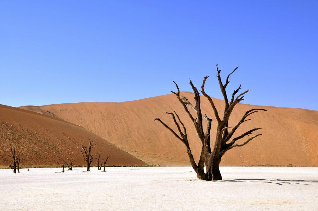 La valle della Morte, Namibia