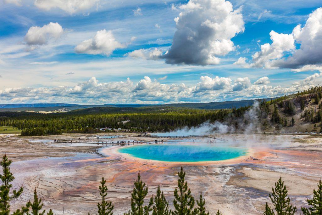 Parco nazionale dello Yellowstone