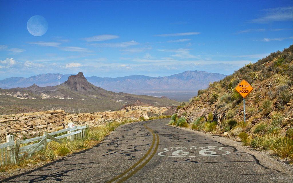 Arizona, Route 66, United States