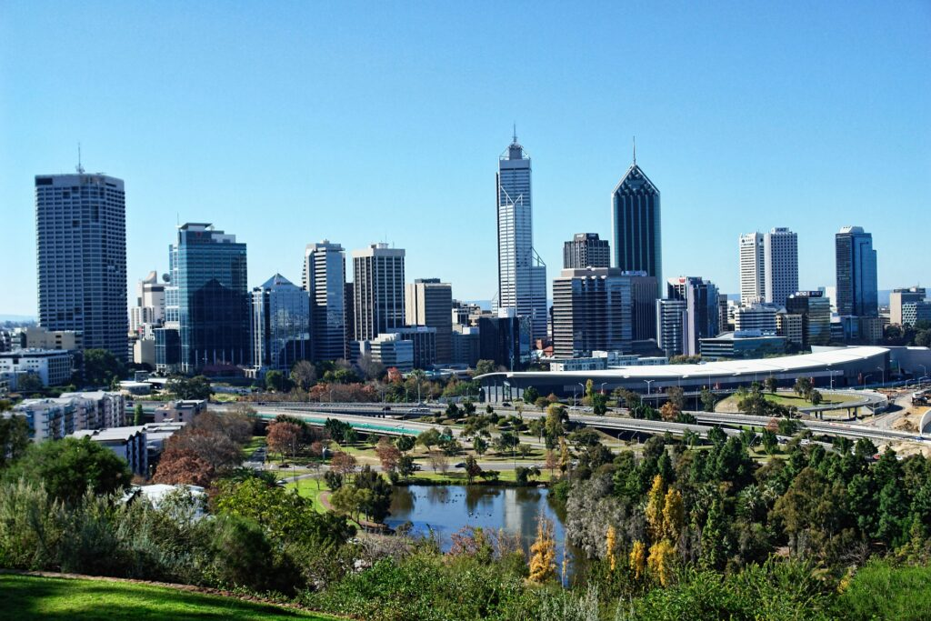 Perth, Kings park