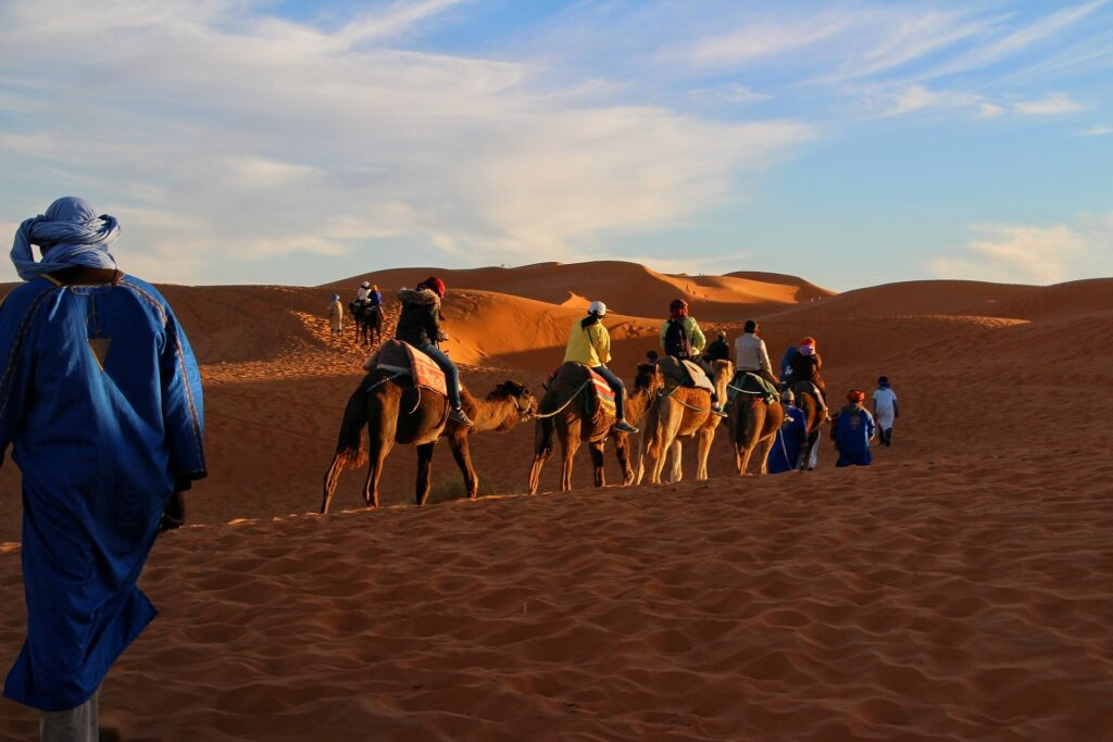 Marocco, Deserto del Sahara, Africa