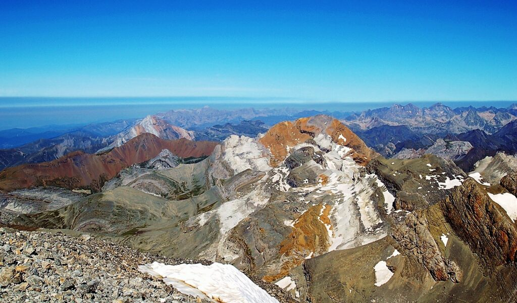 Monte Perdido, Pirenei