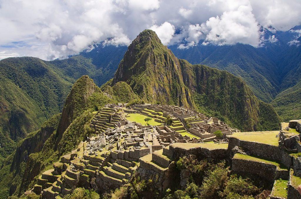 Machu Picchu, Ande, Perù