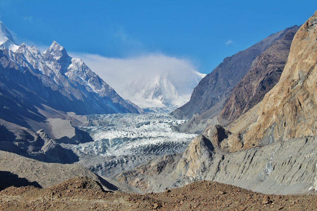 Ghiacciaio K2