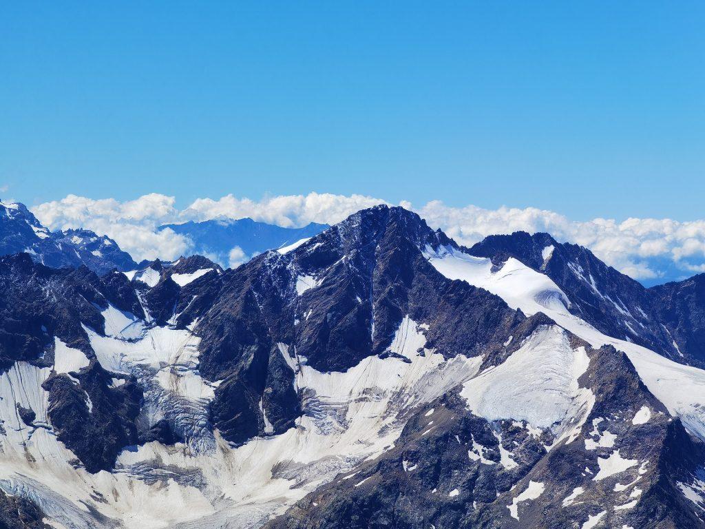 Caucaso, catena montuosa caucasica