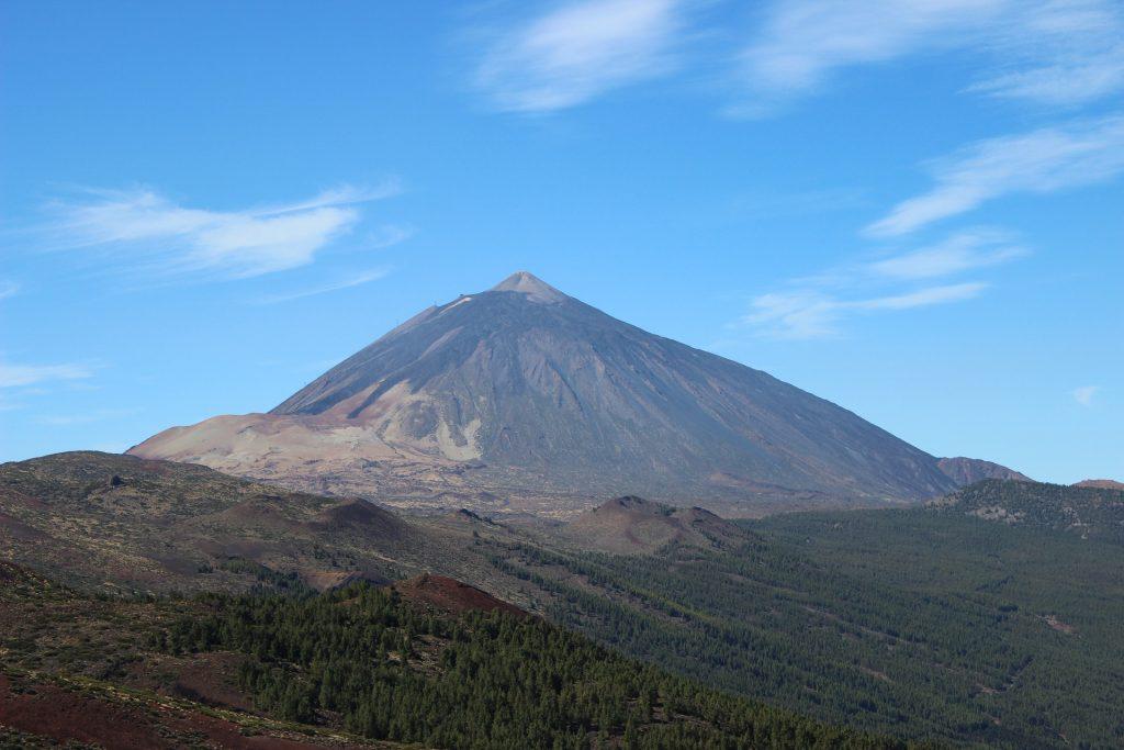 Monte Teide, Parco nazionale del Teide, Tenerife, Isole Canarie